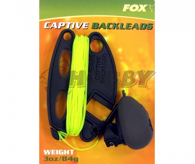 Fox Captive Back Lead - 3oz/84 Gr.