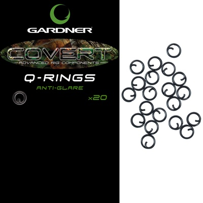 Covert Q Rings Anti Glare
