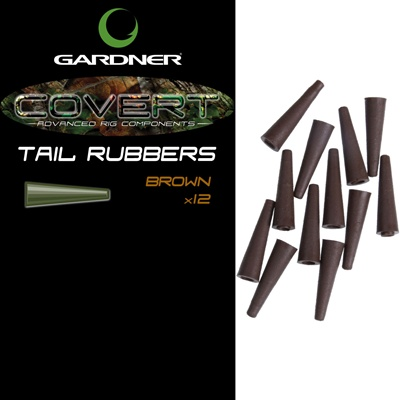 Covert Tail Rubbers Brown