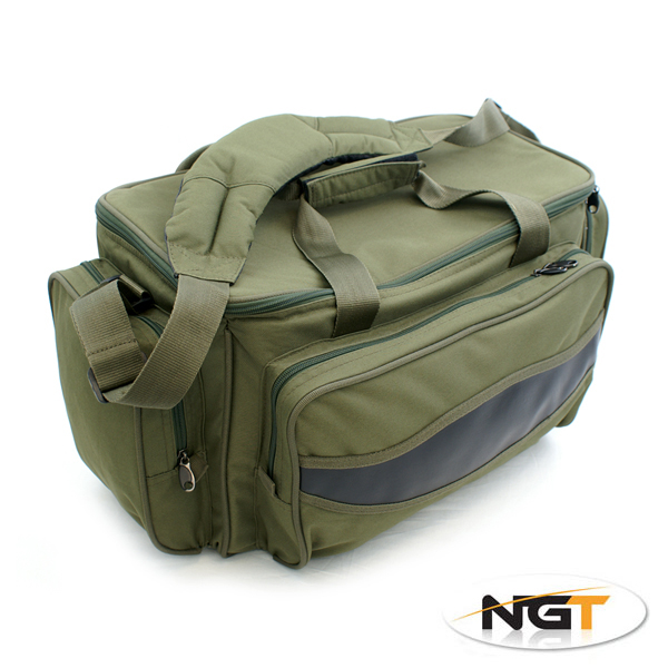 NGT, Bolso Color Verde Carryall (909)
