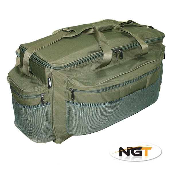 NGT Bolso XL Green Carryall (093-L)