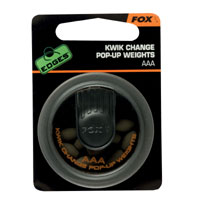 Edges Kwick Change Pop-up Weight AAA (Plomos cambio rapido)
