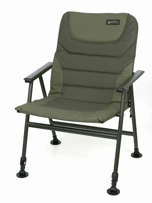 Silla Fox Warrior II compact chair