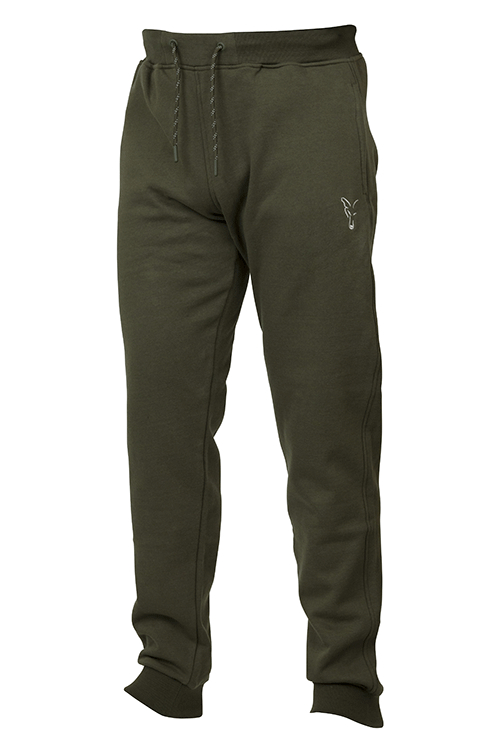 Fox Coll Green Silver LW Jogger SMALL