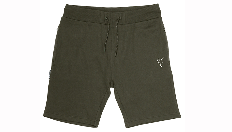 Fox Coll green silver  LW Short SMALL