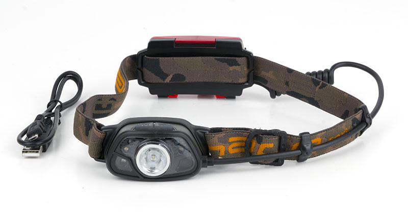 Linterna de Cabeza Halo MS300c Headtorch