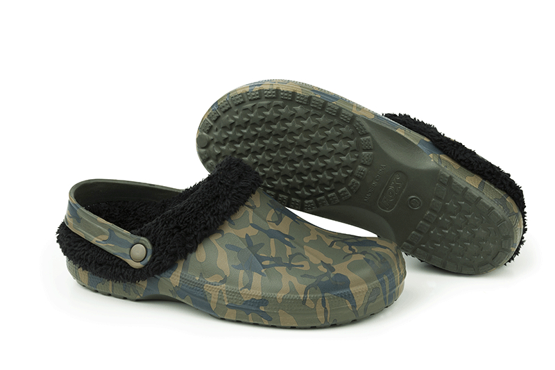 Chunk Camo fleece clog 8 / 42