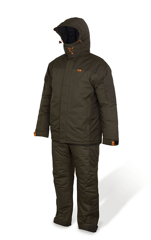 Traje frio FOX Carp Winter suit - L