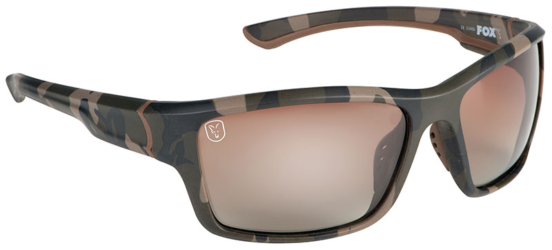 Gafas FOX camo brown fade