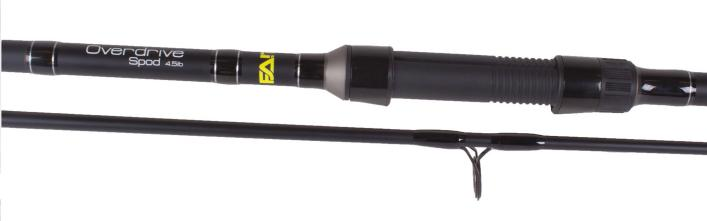 CAÑA FAITH OVERDRIVE SPOD ROD 12FT 4.50LB