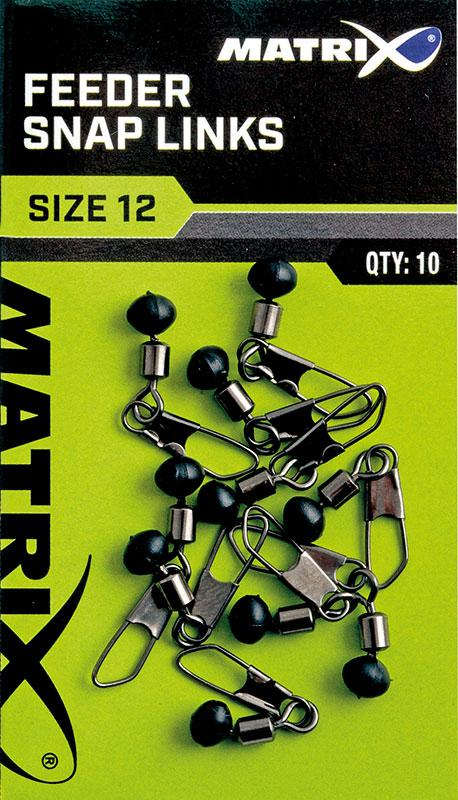 Matrix Feeder Snap Links Size 14 x 10