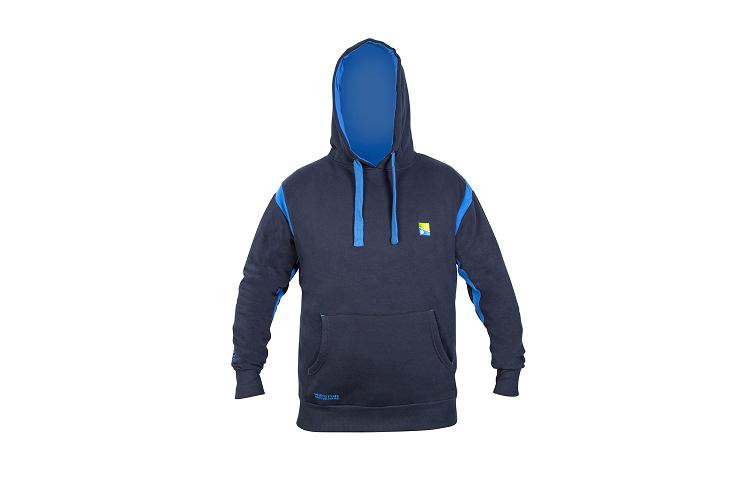 PRESTON NAVY PULLOVER HOODIE - MEDIUM