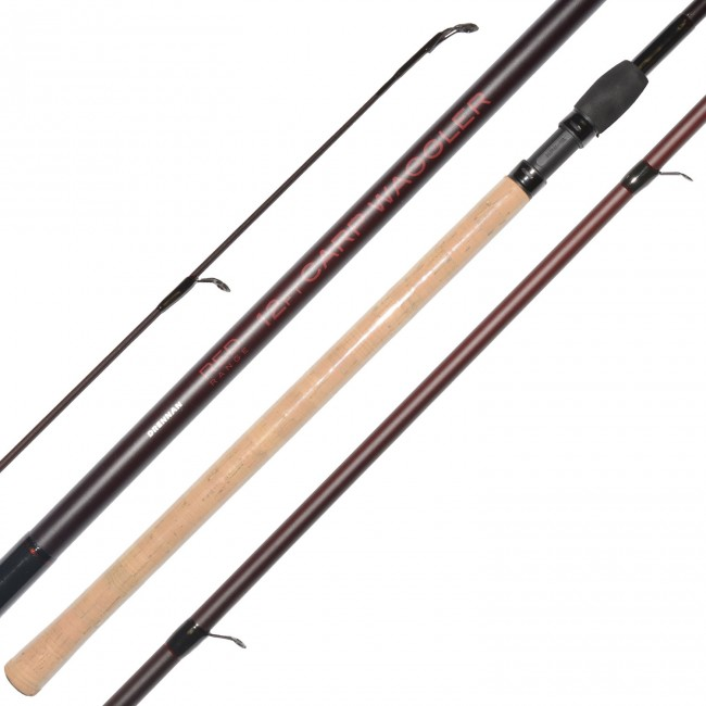 Caña Feeder Red Range Carp Feeder Rod 10´
