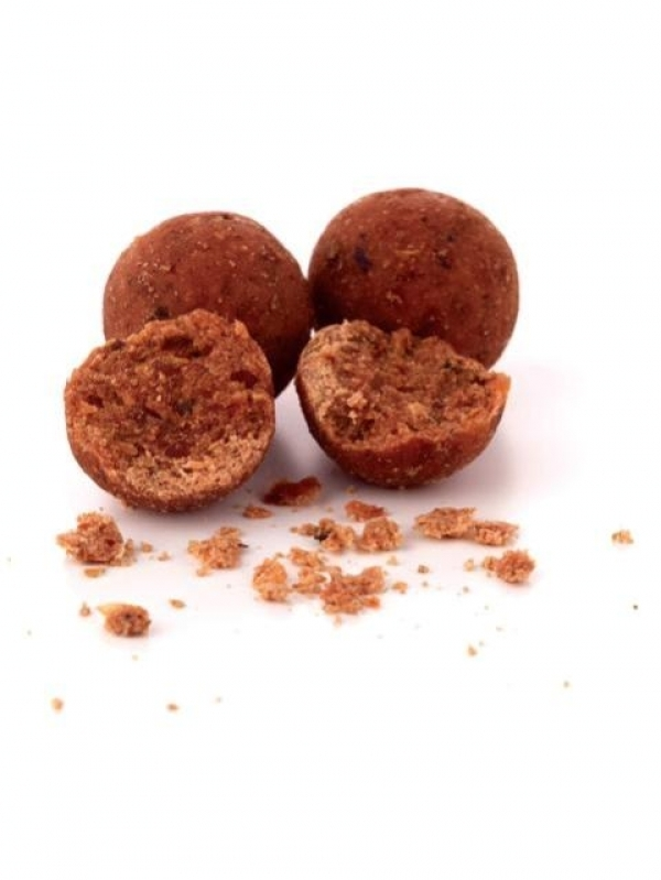 Boilies Dynamite Spicy Penaut 20 Mm. 1 Kg.