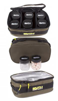 FAITH POP-UP BAG INCL. 6 X JARS